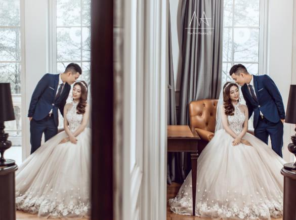 30 cách tạo dáng tình cảm khi chụp ảnh cưới mà các cặp đôi cần biết