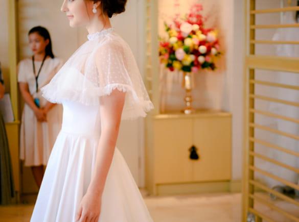 Cách hô biến một váy cưới thành 20 kiểu đầm khác nhau