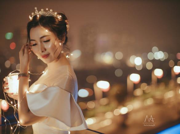 Cô dâu thông minh nhiệt tình chia sẻ bí kíp chụp ảnh cưới đẹp