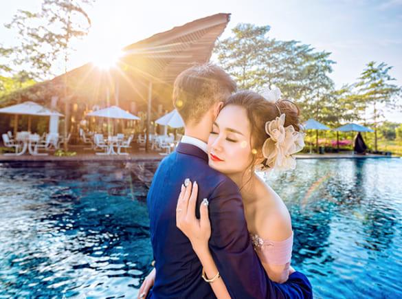 Những lưu ý cho các cặp đôi chụp ảnh cưới mùa hè