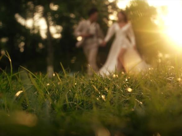 Pre Wedding cực chất bên xế hộp tiền tỷ