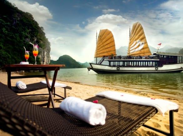 Top 10 địa điểm du lịch lý tưởng cho tuần trăng mật tại Đông Nam Á