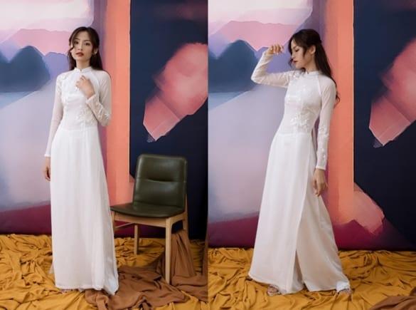 Top 10 áo dài cưới được cô dâu yêu thích tháng 6