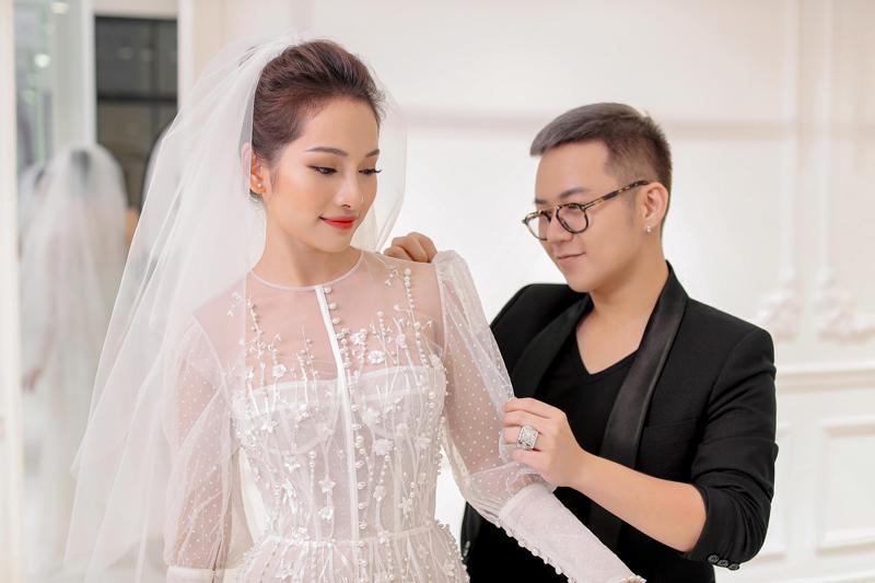 Những điều cần lưu ý khi thử váy cưới