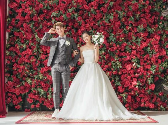 Phong cách chụp ảnh cưới gây bão mùa cưới 2019 – 2020