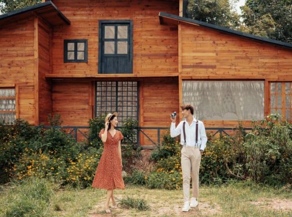 Lý do chụp ảnh cưới ngoại cảnh lại đắt hơn chụp ảnh cưới Studio