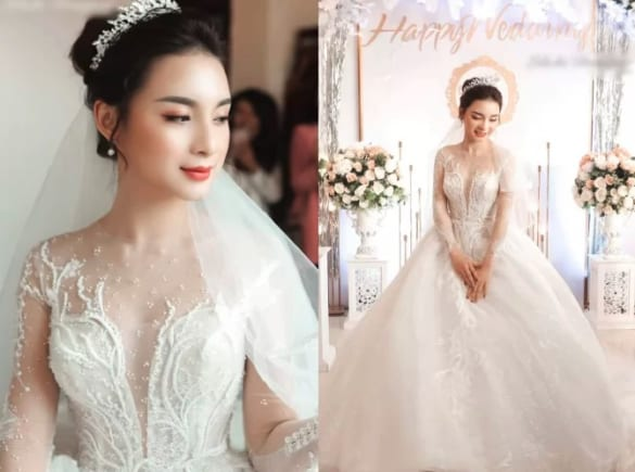 Top 10 váy cưới được yêu thích nhất tháng 8