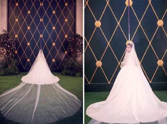 Top 10 mẫu áo cưới đắt đỏ và đang ao ước nhất mọi thời đại
