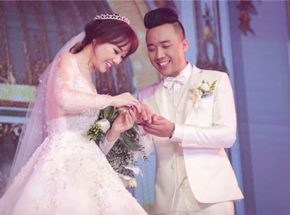 Quy định khắt khe trong đám cưới sao Vbiz