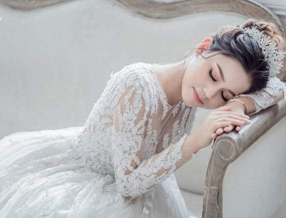 10 Kiểu tóc cho các nàng dâu trong ngày trọng đại