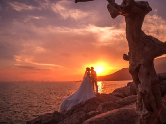 Top những địa điểm chụp ảnh cưới tại Đà Nẵng