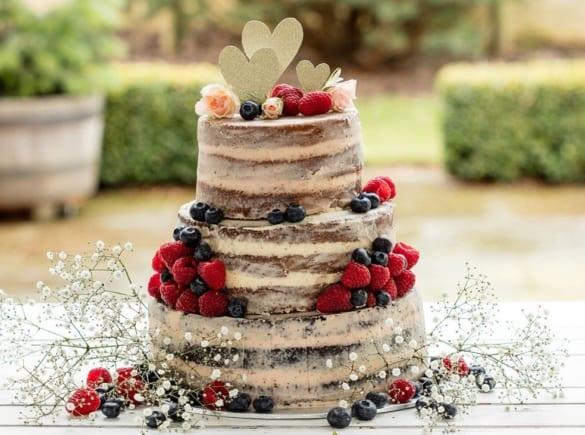 Xu hướng bánh cưới mới nhất cho năm 2020