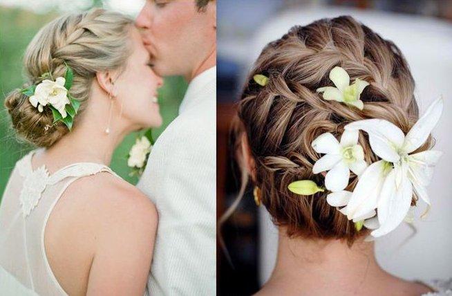 Top 20 kiểu tóc cô dâu đẹp và lộng lẫy nhất cho mùa cưới