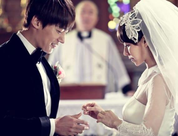 Top 10 váy cưới trên màn ảnh Hàn Quốc
