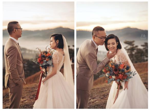 Cách làm việc với nhiếp ảnh gia chụp hình cưới cho bạn