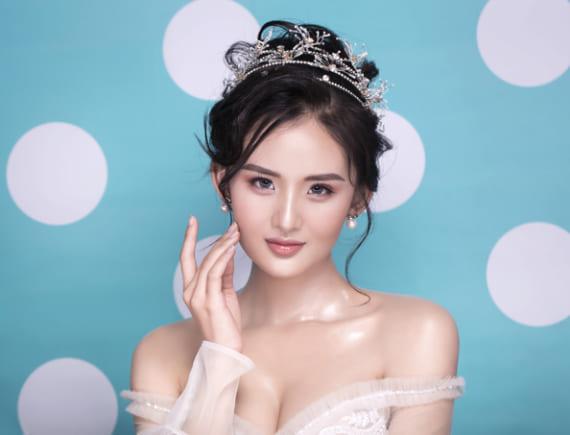 Hot trend makeup cô dâu đầu năm 2021