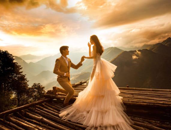 Top 6 địa điểm nhất định phải chụp ảnh cưới khi tới Sapa