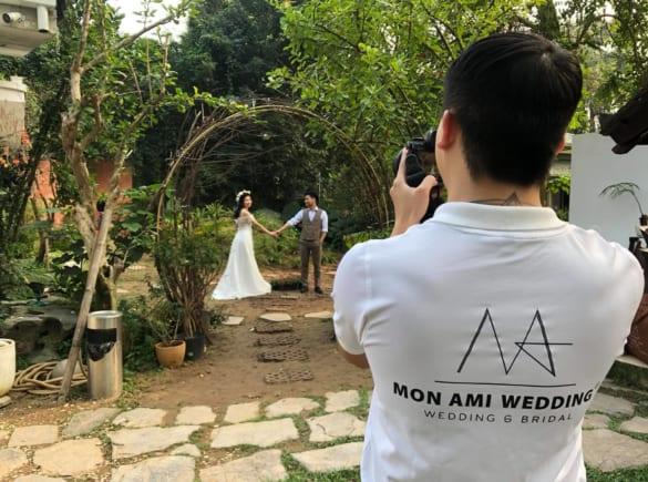 """Bí kíp chụp ảnh cưới """" RẺ ĐẸP"""""""