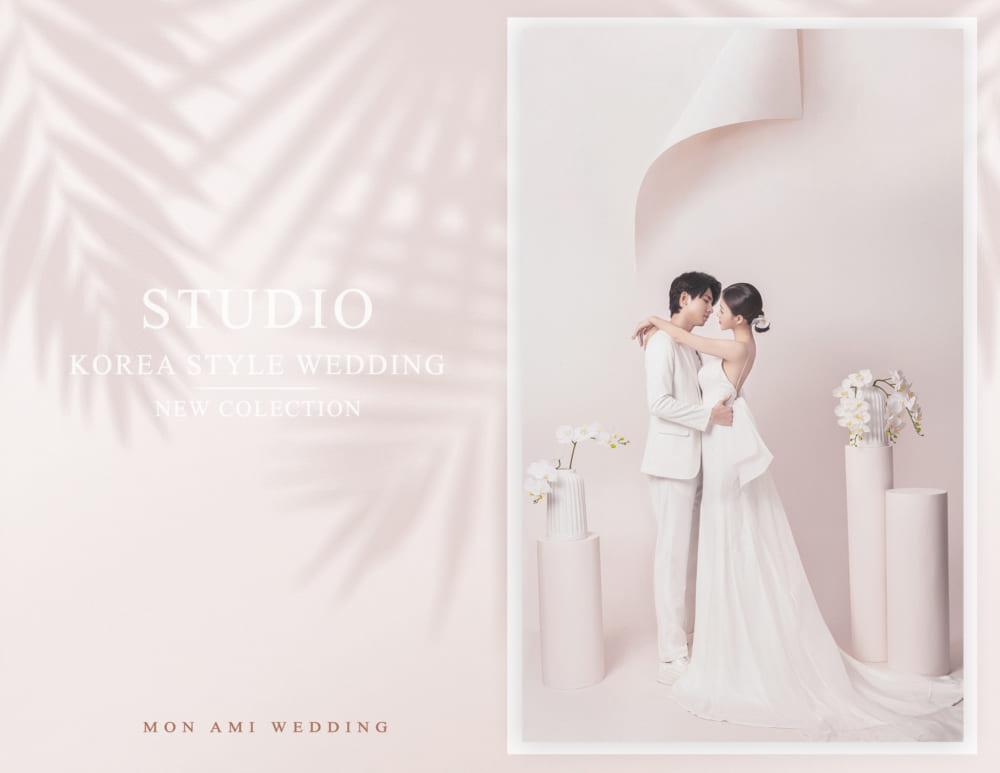 Studio Korea Style Weeding 2021