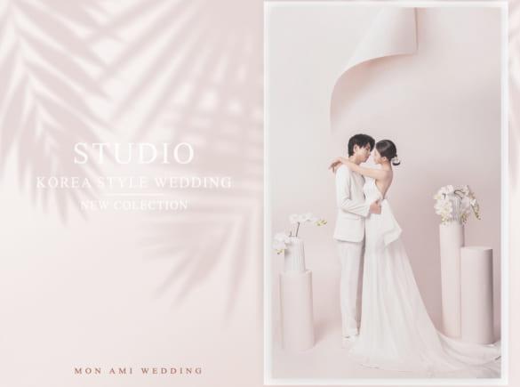 Ảnh cưới trong studio dưới 7 triệu đồng