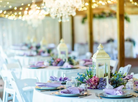 10 màu cưới đẹp nhất dành riêng cho mùa thu